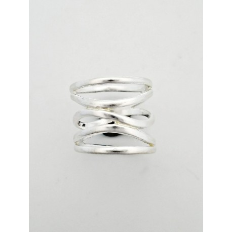 Sterling Silver Intricate Ring